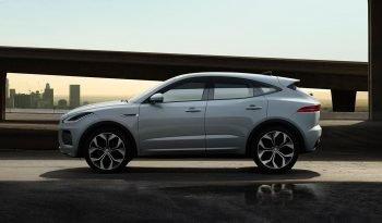 Jaguar E-Pace lleno