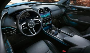 Jaguar XE lleno