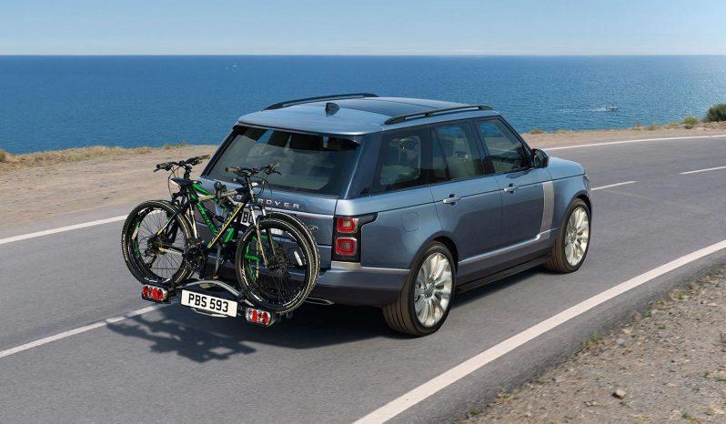 Land Rover Range Rover lleno