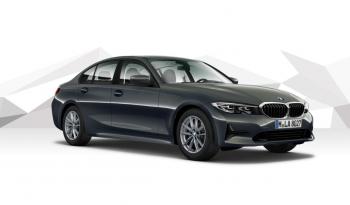 BMW Serie 3 lleno